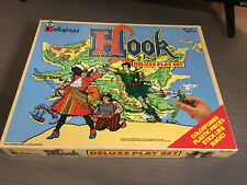 Hook Deluxe Play Set Colorforms 1991 | Peter Pan Tinker Bell | New and Unused