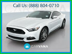 2017 Ford Mustang GT Premium Coupe 2D AM/FM Stereo Perimeter Alarm System Power Door Locks F&R Head Curtain Air Bags