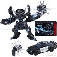 Transformers Masterpiece Movie Series Barricade action figure Hasbro