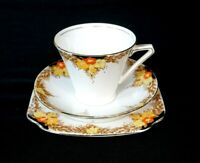 Beautiful Bell China Art Deco Trio