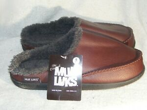 Women's Slippers by Muk Luks - New with Tags - Sz 8-9