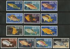 Pitcairn Islands  1984  Scott # 231-243  MNH Set