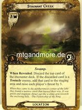 Lord of the Rings LCG - 2x stagnant Creek #069 - The Watcher in the water