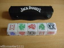 JACK DANELS POKER DICE