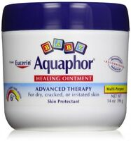 Aquaphor Baby Healing Ointment Diaper Rash and Dry Skin Protecta