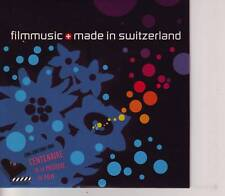 RARE CD PROMO 10T FILMMUSIC MADE IN SWITZERLAND