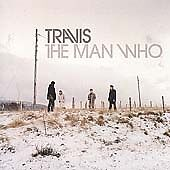 TRAVIS The Man Who CD, 2000, EXC COND!