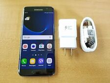 Samsung Galaxy S7 Edge | AT&T | Grade B | Factory Unlocked | Black Onyx |