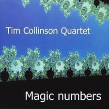 Tim Collinson Quartet : Magic Numbers CD (2007) ***NEW***