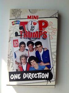 Mini Top Trumps - One Direction (I ❤️ 1D)