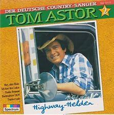 Tom Astor Der deutsche Country-Sänger 2-Highway-Helden (compilation, 14 t.. [CD]