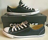 Converse Chucks Taylor All Star Ox Dainty Gr. 38 Sneaker Schuhe 530054C Schwarz