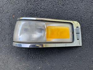OEM 95-97 Town Car Cornering Turn Lamp Light Park LH LEFT DRIVER Marker Emblem