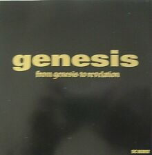 GENESIS - FROM GENESIS TO REVELATION -  CD