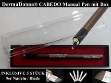 Microblading Manuell Pen + 5 Stück 9er Nadeln / Blade , Permanent Make up Gerät