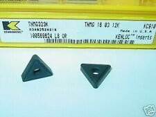 TNMG 323 K KC910 KENNAMTAL *** 10 INSERTS ***