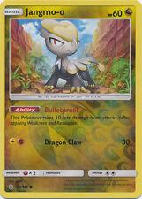 x4 Jangmo-o  - 98/145  - Common - Reverse Holo Pokemon SM2 Guardians Rising M/NM