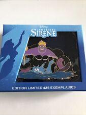 Pin's Disney Event Little Mermaid Jumbo Ursula