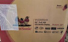 "Viewsonic Value Series VA2265SMH 22"" Full HD LCD/TFT Black computer monitor L..."