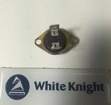 GENUINE WHITE KNIGHT/ ZANUSSI TUMBLE DRYER EXHAUST THERMOSTAT - 4213 078 48373
