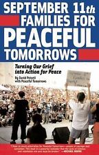 SEPTEMBER 11TH FAMILIES FOR PEACEFUL TOMORROWS - NEW PAPERBACK BOOK