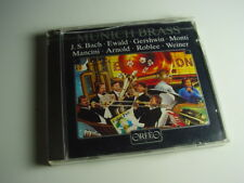 Munich Brass I:Introduktion und Fuge/Quintett/+ von Munich Brass (1988) neue CD.