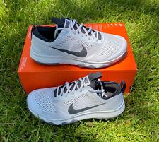 Nike F1 Bermuda Men's Golf Shoes 776122-003 Gray/Black Size 8W