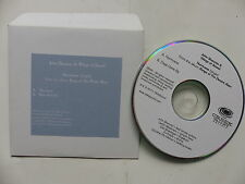 CDR  single Promo JOHN SHANNON & WINGS OF SOUND Hurricane CREEK VALLEY CV901