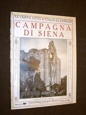 Campagna di Siena, Abbazia di San Galgano - Le Cento Città d'Italia illustrate