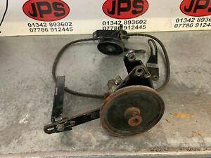 Belt drive hydraulic pump kit  X Cushman Turf Truxter/ Kubota D950.. ..£90+VAT