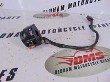 Triumph sprint st 1050 2005 left hand switch gear controls