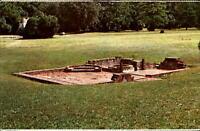 Moore House Ruins ~ Fort Frederica Natl Monument ~ St Simons Island Georgia