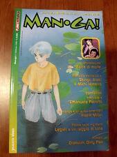 MANGA! Voci e Anime dal Sol Levante n°4 1998 Frank Miller Planet Manga  [G.370E]