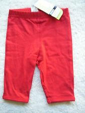Baby Boy's Bonds Red Stretchies Cotton Pants Size 000