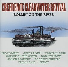 Creedence Clearwater Revival Rollin' On The River CD NEW SEALED Proud Mary+