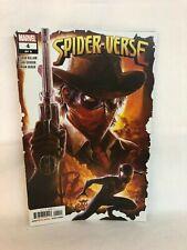 Marvel Spider-Verse #4 by (W) Taran Killam (A) Juan Gedeon (CA) Dave Rapoza
