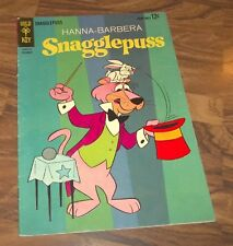 SNAGGLEPUSS GOLD KEY COMIC #2 IN VG+ FROM 1962