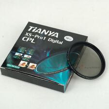 55mm XS-Pro 1D Slim CPL Optic Glass Lens Filter Circular Polarizing PL Tianya 55