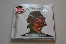 Metallica - Hardwired... To Self Destruct PL (2CD) POLISH RELEASE NEW SEALED
