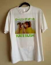 Rare! Kate Bush Them Heavy People T-Shirt Tee, 100% Cotton Round neck, S to 3XL