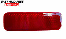 Ford Transit Connect Wagon Back Bumper Corner Red Reflector Left Driver 2014-19