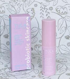 Tula Rose Glow & Get It Cooling & Brightening Eye Balm 0.35oz / 10g Full Size