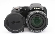 Nikon COOLPIX L320 16.1MP Digital Camera - Black