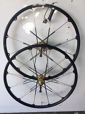 "Crank Brothers Cobalt 26"" MTB Wheelset Front Rear Wheel Xc Race QR 15x100 12x135"