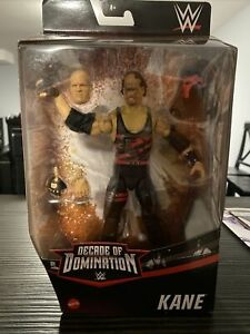 Mattel Kane WWE WWF Elite Collection Decade Of Domination True FX Action Figure