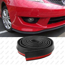 2.5M 98 in Car Front Bumper Lip Splitter Body Spoiler Skirt Protector Universal