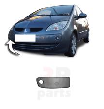 FOR MITSUBISHI COLT 04-08 FRONT BUMPER MOLDING WITH HOLE WITH TOW PAINTING RIGHT