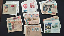RUSSIA COVERS COLLECTION with ADDED POSTAGE,SOME REG