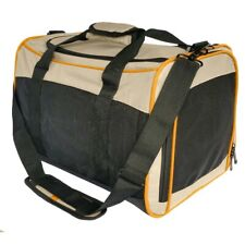 Kurgo Wander Pet Carrier Soft-Sided Pet Travel Carrier for Dogs and Cats Airl.