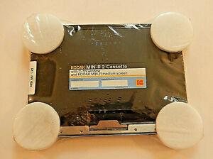 Kodak MIN-R  2 Mammography cassette with C-1N window 18x24 cm, X-Ray,NEW, sealed